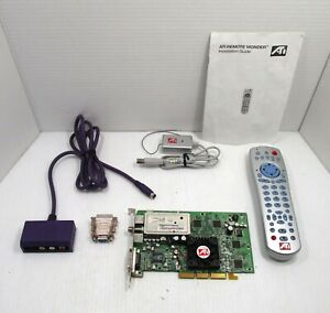 ATI All-In-Wonder Radeon 9000 Pro / 64MB / AGP / DVI / TV Tuner / TV Out / Video