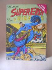 Raccolta SUPEREROI GIGANTE n°6 1983 Edizioni Corno [G486]