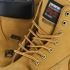 """Timberland Pro 6"""" Direct Attached Soft Toe Wheat WIDE Men US size 14, EUR 49"""
