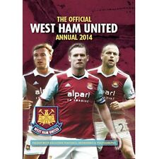 West Ham United Annual Yearbook 2014 new The Hammers EPL WHUFC