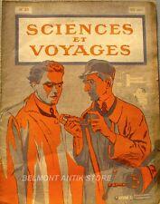 Sciences et voyages n°25 -1920 - Navire anti-mine - Le cocotier - Pist Aérograph