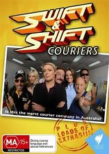 Swift & Shift Couriers (DVD, 2009, 2-Disc Set)