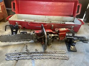 Hydraulic ICS Concrete Chainsaw  Bar 16""