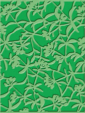 Cuttlebug A2 Embossing folder - Floral Screen 37-1610