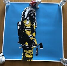 Dolk Chief 2015 Signed Limited Edition 300