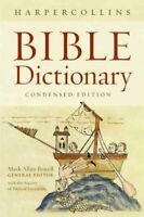 Harpercollins Bible Dictionary, Paperback by Powell, Mark Allan (EDT); Societ...
