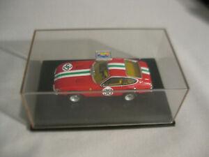 HOT WHEELS-1968 FERRARI 365 GTB DAYTONA COUPE 1:43 SCALE CAR MOdel