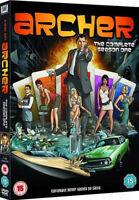 Archer Stagione 1 DVD Nuovo DVD (5000801000)