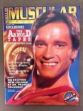 Muscular Development bodybuilding magazine / ARNOLD SCHWARZENEGGER / 08-92