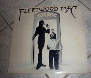 fleetwood mac - fleetwood mac lp  buckingham/nicks/fleetwood/mcvie/mcvie