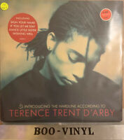 TERENCE TRENT D'ARBY Introducing The Hardline According To LP VINYL 11 Track Ex