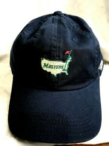 Masters Augusta National Golf Club Berckmans Place Green 1934 Hat NEW with tags