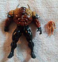 "1993 TOYBIZ MARVEL EVIL MUTANTS UNCANNY X-MEN TUSK 5"" ACTION FIGURE"