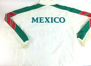 Vintage World Cup Jacket Mexico World Cup France 1998 adidas Jacket adidas XL