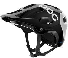POC Tectal Race Spin Enduro Mountain Bike Helmet Black/White Size XL/XXL