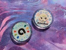 Marshal - Fan Made Animal Crossing Amiibo Coin