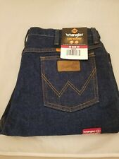 Wrangler Workwear Men's FR Flame Resistant  36 Slim Fit. 29 x 32