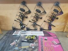 "Diamond by Bowtech Edge 320 Bow Package ""Bonus Accessories"" BRAND NEW SETUP"