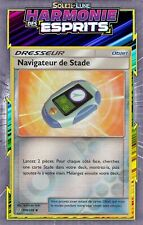 Navigateur de Stade Reverse - SL11 - 208/236 - Carte Pokemon Neuve Française