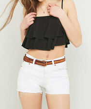 35% OFF! URBAN OUTFITTERS KIMCHI BLUE CAROLINE RUFFLE TOP SMALL BNEW 10,00 €