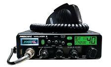 CB RADIO PRESIDENT WALKER II ASC 80ch AM/FM MULTI 7 COLOUR DISPLAY USB CHARGER