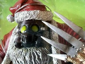 Spawn *X Mas *Santa Claus* Horror - Figur / McFarlane  - Twisted Christmas Serie