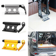 Bike Bicycle Car Roof Rack Carrier Quick-Release Fork Lock Mounted Racks Alloy