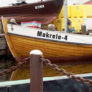 Bootsbeschriftung (2 Bootsnamen + 2 Nummern / 2 Farben)