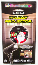 EZ Illuminations LED Holiday Santa Claus Projector - NEW in Box!