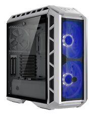 Cooler Master MasterCase H500P Mesh White ATX RGB Tempered Glass Gaming PC Case