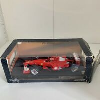 Michael Schumacher Formula 1 2000 World Champion Hot Wheels F1-2000 Ferrari