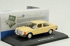 1976 Mercedes-Benz 200 D W123 beige 1:43 Solido