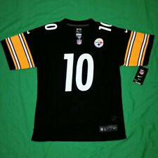 Martavis Bryant #10 Nike Pittsburgh Steelers Black Jersey Youth Size(L,14-16)