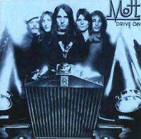 NEW CD Album Mott The Hoople - Drive On (Mini LP Style Card Case)