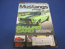 Modified Mustangs & Fords, February 2014, How To Cut & Assemble Braided Hoses