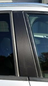 Audi A3 Sportback   B-Pillar Overlays/Repair Vinyl Stickers  2005 to 2008
