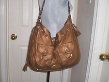 Auth a.testoni  Genuine Leather  HOBO  Made in Italy  bag