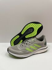 Adidas Supernova Boost Men's Size 9.5 US Running Shoes Sneakers Green FV6029