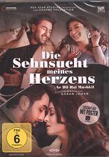 AE DIL HAI MUSHKIL / DIE SEHNSUCHT MEINES HERZENS - Bollywood Film DVD