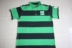 Canterbury Rugby World Cup Stripe Polo Shirt