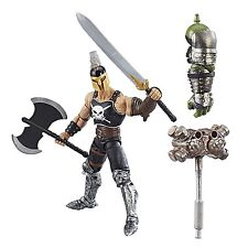 THE MIGHTY THOR MARVEL LEGENDS SERIES NINE REALMS WARRIORS - ARES 6-INCH FIGURE