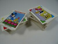 1991 Impel Mickey's World tour Trading Card Lot