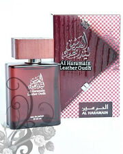 Leather Oudh (100ml EDP) - Specialist Perfume Spray by Al Haramain