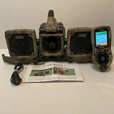 Primos Alpha Dogg 3756 Electronic Predator Call W/ Remote Works Perfectly!
