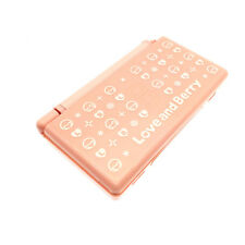 Love And Berry Pink Housing Shell Case For Nintendo DS Lite NDSL DSL Case