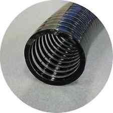 """Air Seeder Hose 38mm x 20m - 1 1/2"""" Clear Flexible PVC Spiral Suction Tube"""