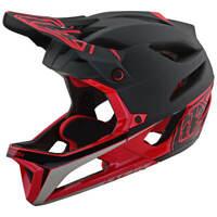 Troy Lee Designs Stage MIPS MTB Helmet Race Black/Red Adult All Sizes