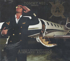 2 CD ♫ Box Set **TOMMY VEE ♦ X ANNIVERSARY ♦ AIRPLANE RECORDS** nuovo sigillato