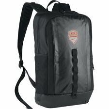 Nike LeBron James Basketball Backpack Black/Black/Team Orange BA6155-010