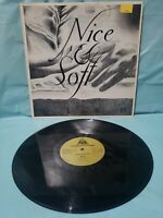 "Wish Featuring. La-Rita Gaskin – Nice And Soft - 12"" VINYL DISCO SINGLE w/COVER"